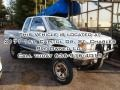Silver Metallic 1989 Toyota Pickup Deluxe Extended Cab 4x4