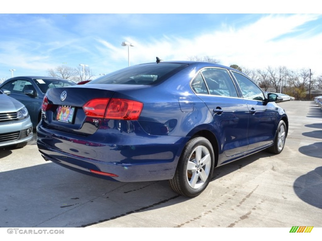 tempest blue metallic 2013 volkswagen jetta tdi sedan exterior photo 75879800. Black Bedroom Furniture Sets. Home Design Ideas
