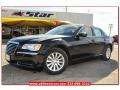 Phantom Black Tri-Coat Pearl 2013 Chrysler 300 Gallery