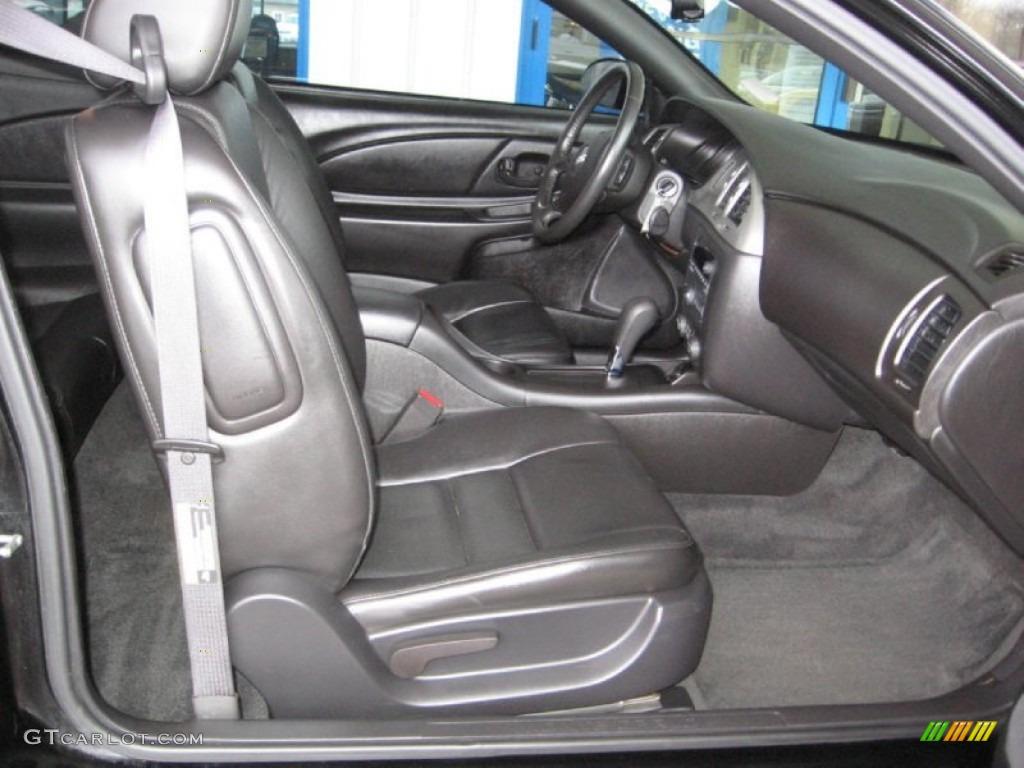 2006 Chevrolet Monte Carlo Ss Interior Color Photos