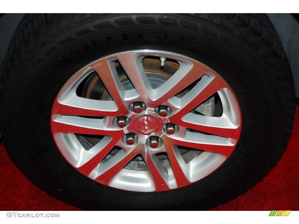 2008 Buick Enclave CX Wheel Photo #75884543