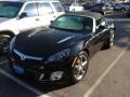 Black Onyx 2009 Saturn Sky Red Line Roadster