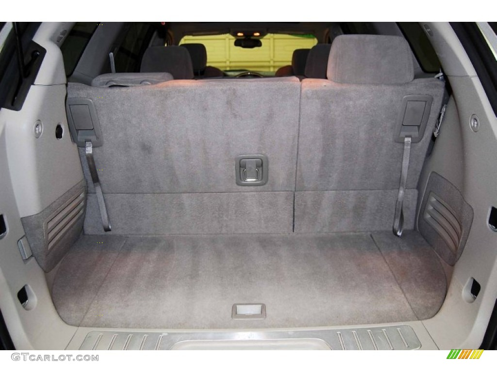 2008 Buick Enclave CX Trunk Photos