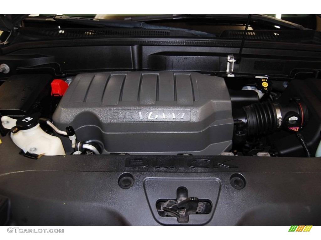 2008 Buick Enclave CX Engine Photos