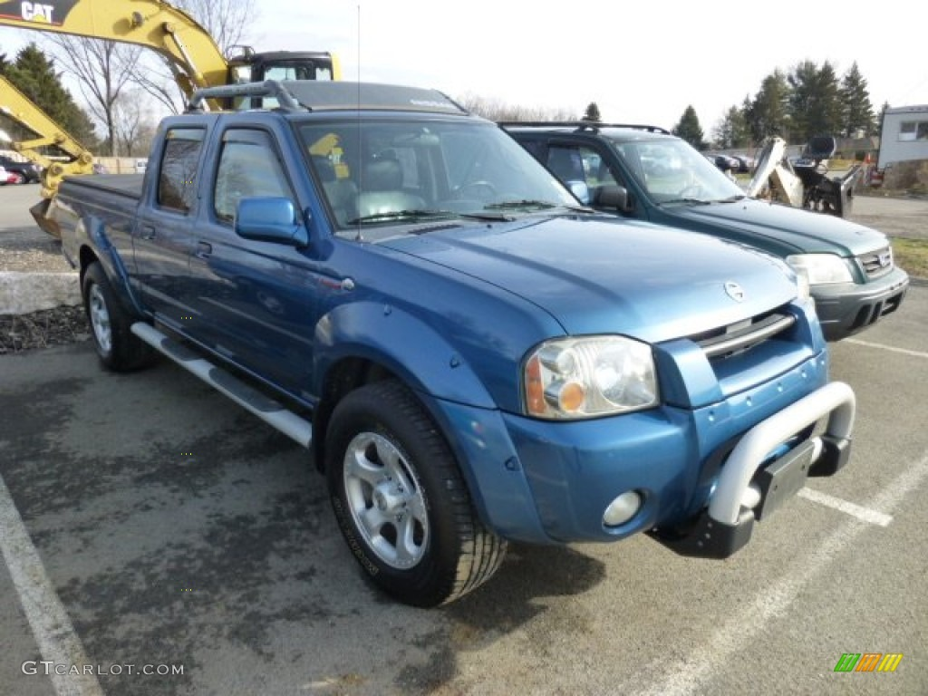 2003 nissan frontier sc v6 crew cab 4x4 exterior photos. Black Bedroom Furniture Sets. Home Design Ideas