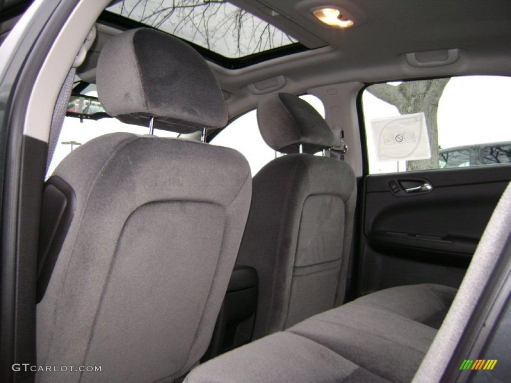 2013 Ashen Gray Metallic Chevrolet Impala Lt 75880638 Photo 3 Car Color Galleries