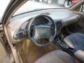 1997 Chevrolet Cavalier Neutral Interior Prime Interior Photo