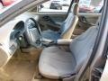 1997 Chevrolet Cavalier Neutral Interior Front Seat Photo