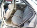 1997 Chevrolet Cavalier Neutral Interior Rear Seat Photo
