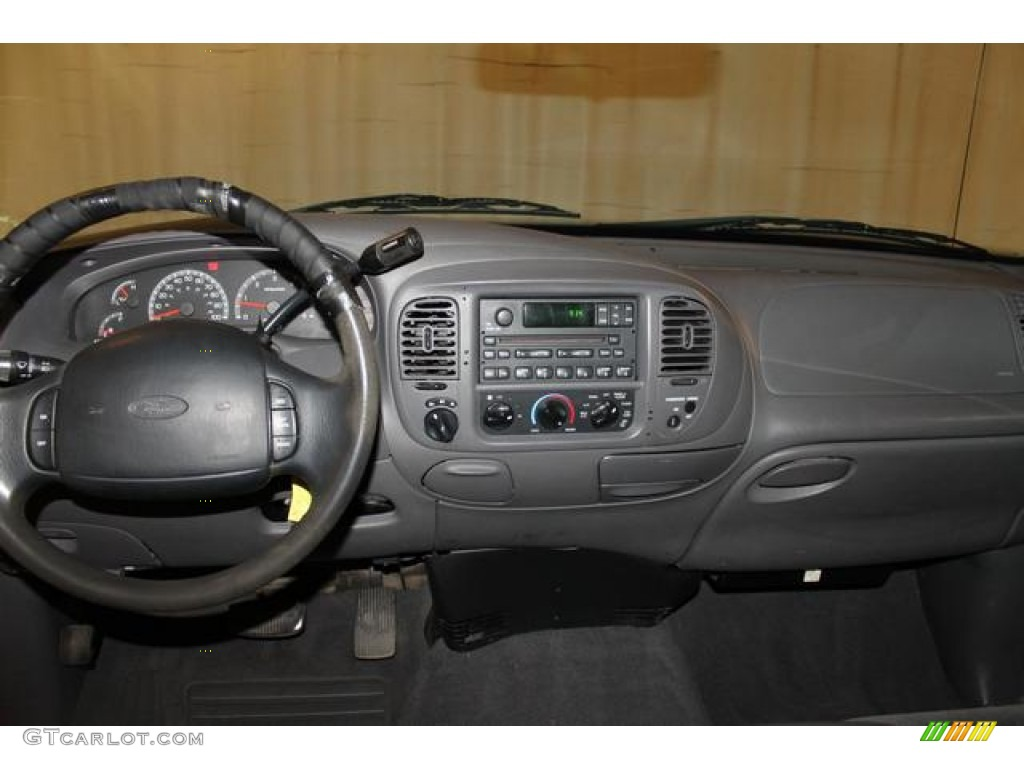 1999 Ford F150 Xlt Extended Cab 4x4 Dashboard Photos