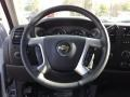 Ebony Steering Wheel Photo for 2013 Chevrolet Silverado 1500 #75898808