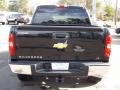 2013 Black Chevrolet Silverado 1500 LT Crew Cab  photo #4