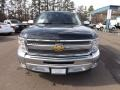 2013 Black Chevrolet Silverado 1500 LT Crew Cab  photo #8