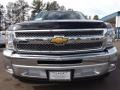2013 Black Chevrolet Silverado 1500 LT Crew Cab  photo #16