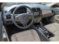 2008 Jaguar XK Ivory/Slate Interior Prime Interior Photo