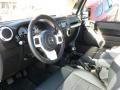 Black Interior Photo for 2012 Jeep Wrangler #75926983