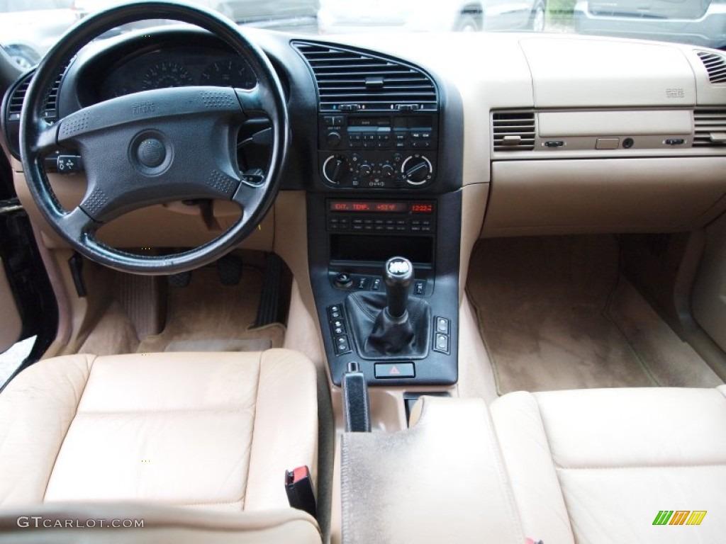 1994 Bmw 3 Series 325i Convertible Beige Dashboard Photo 75934087