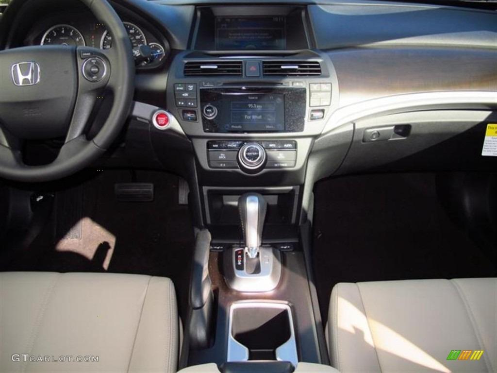 2013 White Diamond Pearl Honda Crosstour Ex L V 6 75924313 Photo 6 Car Color