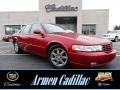 Crimson Red Pearl 2003 Cadillac Seville Gallery