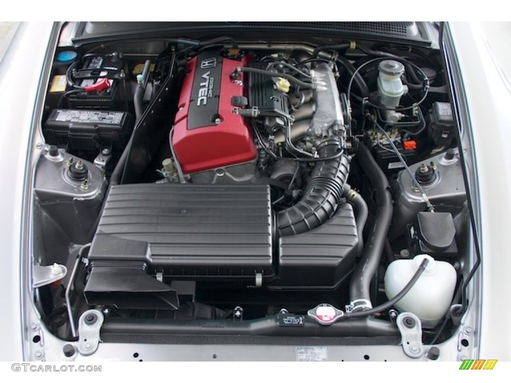 engine specs on honda s2000