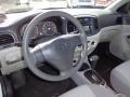 Gray Prime Interior Photo for 2009 Hyundai Accent #75948139
