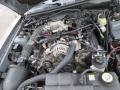 4.6 Liter SOHC 16-Valve V8 2001 Ford Mustang GT Convertible Engine
