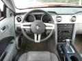 2007 Ford Mustang Light Graphite Interior Dashboard Photo