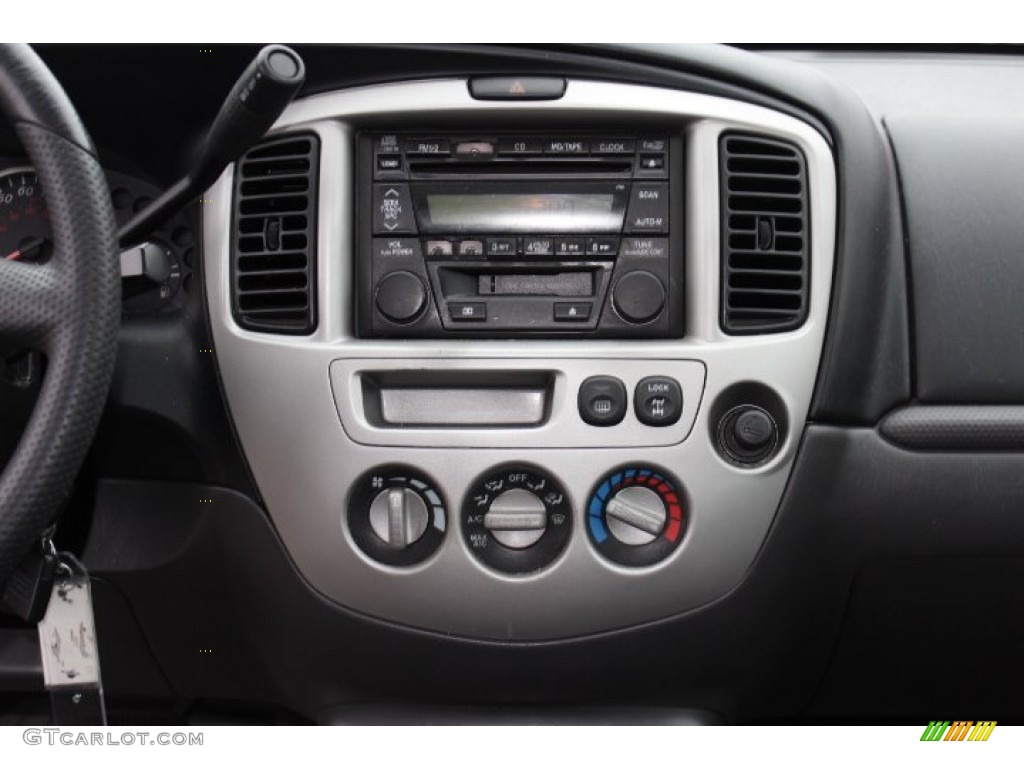2004 mazda tribute lx v6 4wd controls photos. Black Bedroom Furniture Sets. Home Design Ideas