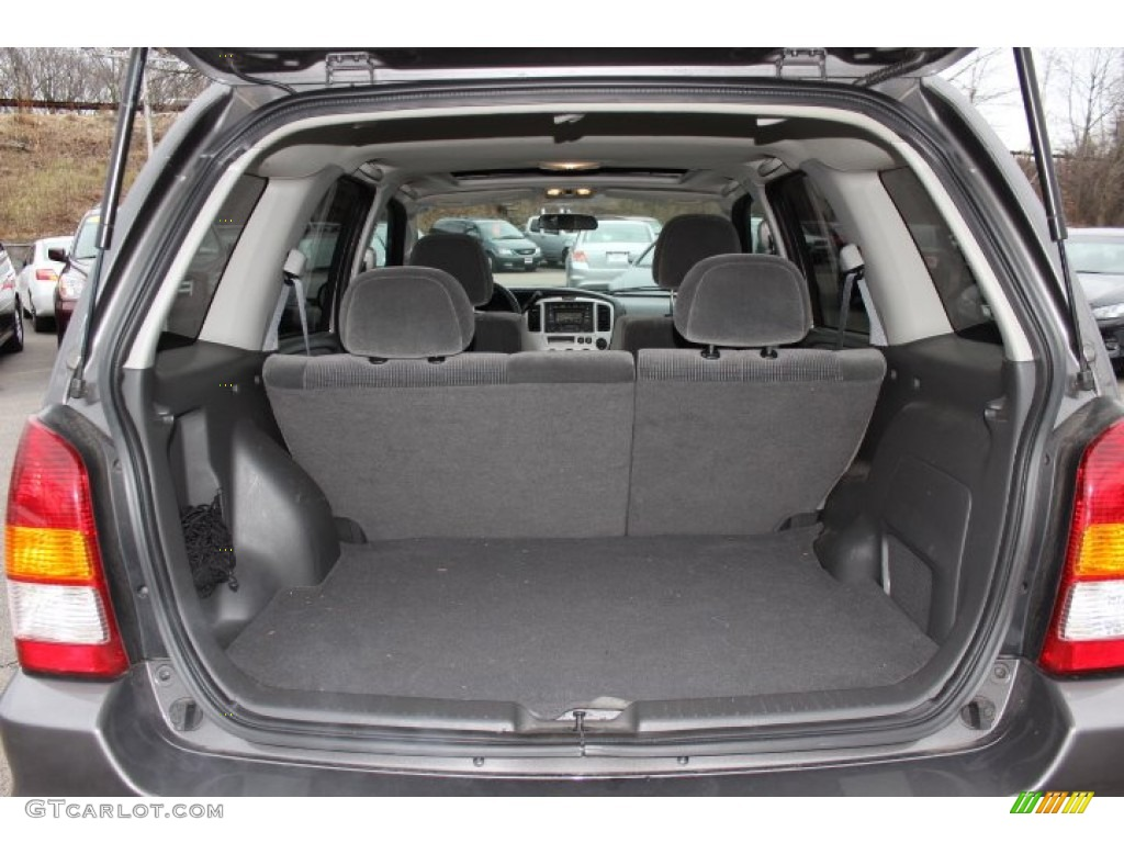 2004 mazda tribute lx v6 4wd trunk photo 75953275. Black Bedroom Furniture Sets. Home Design Ideas