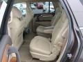 Cocoa/Cashmere Rear Seat Photo for 2009 Buick Enclave #75971071