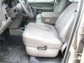 Taupe Front Seat Photo for 2003 Dodge Ram 1500 #75973630