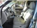 Front Seat of 2011 Mariner Premier