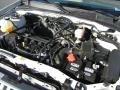 2011 Mariner Premier 2.5 Liter DOHC 16-Valve VVT 4 Cylinder Engine