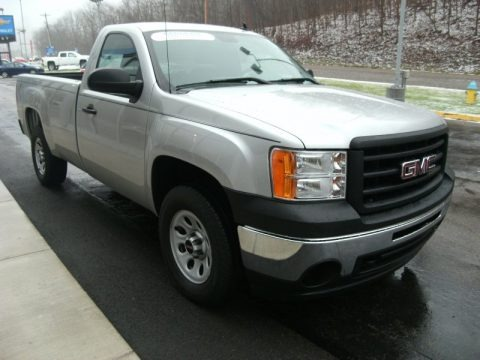 2010 gmc sierra 1500 regular cab 4x4 data info and specs. Black Bedroom Furniture Sets. Home Design Ideas