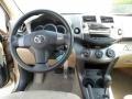 Sand Beige Dashboard Photo for 2011 Toyota RAV4 #75984013