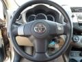 Sand Beige Steering Wheel Photo for 2011 Toyota RAV4 #75984097