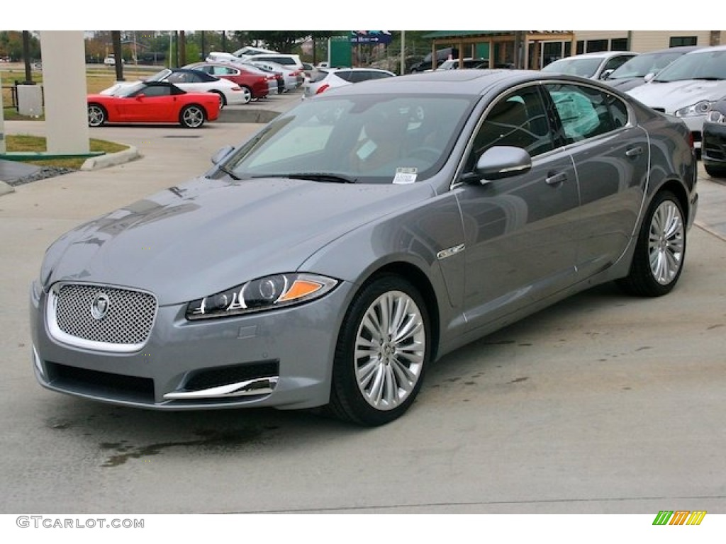 2012 jaguar xf portfolio exterior photos. Black Bedroom Furniture Sets. Home Design Ideas