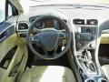 2013 Oxford White Ford Fusion SE  photo #7