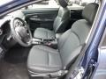 Black Front Seat Photo for 2013 Subaru Impreza #75990721