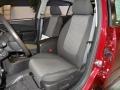 Ebony Black Front Seat Photo for 2007 Chevrolet Malibu #75994206