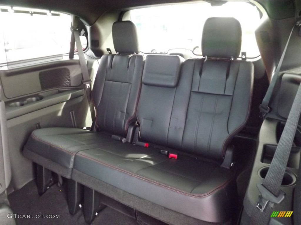 2013 dodge grand caravan r t rear seat photos. Black Bedroom Furniture Sets. Home Design Ideas