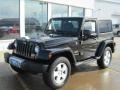 Black 2012 Jeep Wrangler Gallery