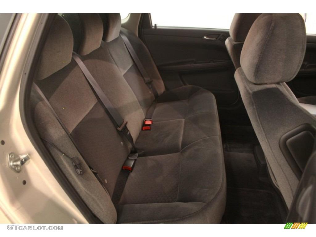 Ebony Interior 2011 Chevrolet Impala Lt Photo 76003546