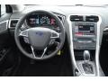 Charcoal Black Dashboard Photo for 2013 Ford Fusion #76006756