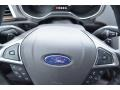 Charcoal Black Controls Photo for 2013 Ford Fusion #76007007