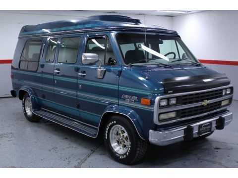 93 chevy conversion van