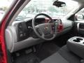 2012 Victory Red Chevrolet Silverado 1500 LS Crew Cab  photo #12