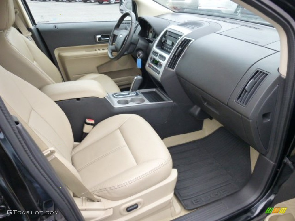 camel interior 2010 ford edge sel awd photo 76014172. Black Bedroom Furniture Sets. Home Design Ideas