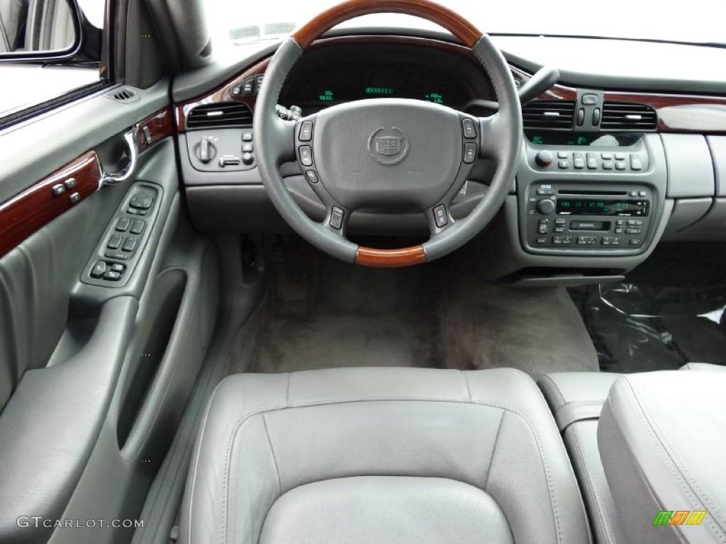 2004 Cadillac Deville Dhs Dashboard Photos