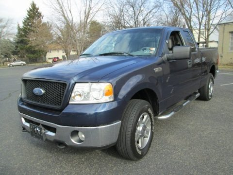 2006 ford f150 xlt supercab 4x4 data info and specs. Black Bedroom Furniture Sets. Home Design Ideas